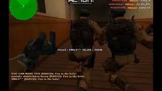 Counter Strike: 1.6 Zombie Escape ze_blackmesa_v9 WORLD WAR Z