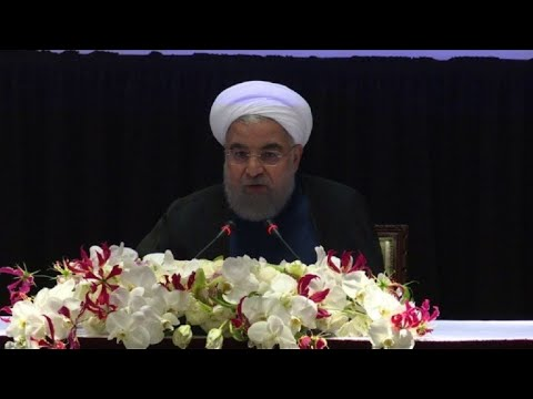 Rouhani: Fresh nuclear talks with US would be 'waste of time'