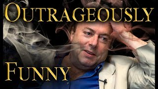 Outrageously Funny  Moments Of Christopher Hitchens