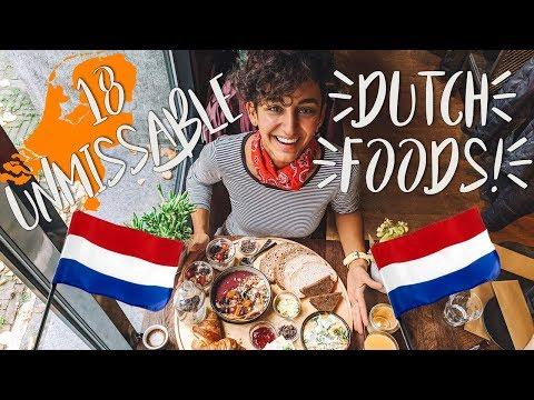 Dutch Culture! 18 Unmissable Typical Dutch Foods