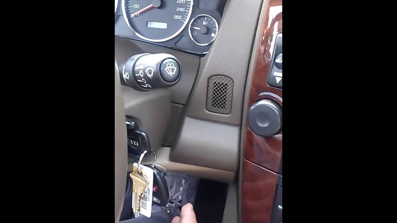 Cadillac CTS Ignition Recall - YouTube