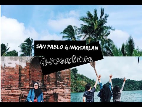 San Pablo & Nagcarlan Adventure Vlog |Zaafdiaries