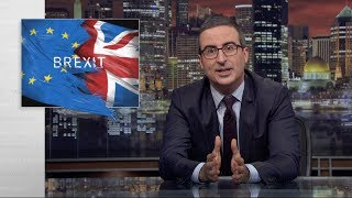 Brexit III: Last Week Tonight with John ...