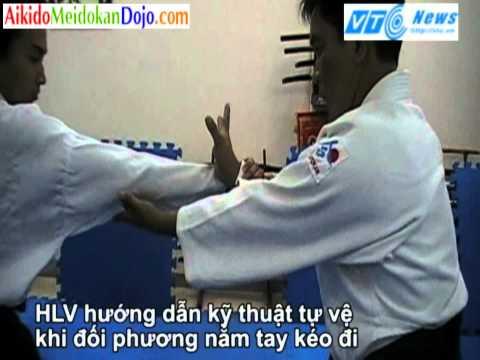 Tự vệ đường phố - Aikido Meidokan Dojo 合気道明道館道場