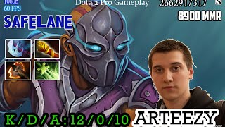 Dota 2 Pro Highlights - Arteezy Play as Anti Mage - Profession…