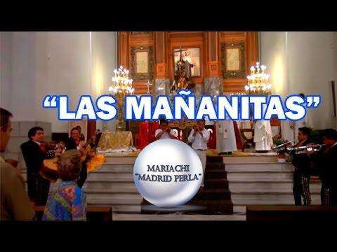 Mariachis Madrid Perla (Las Mañanitas)
