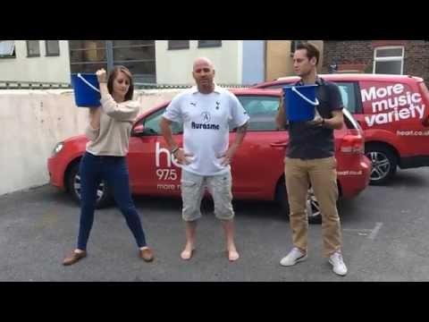 The Ice Bucket Challenge - Jack The Lad