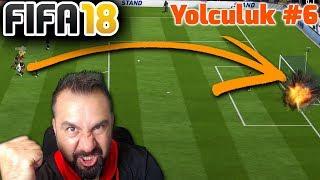 ALEX HUNTER EFSANE GOLLER! | FIFA 18 YOLCULUK #6