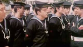 Marina Militare - Marinai in Coperta (Film-1965) Little tony