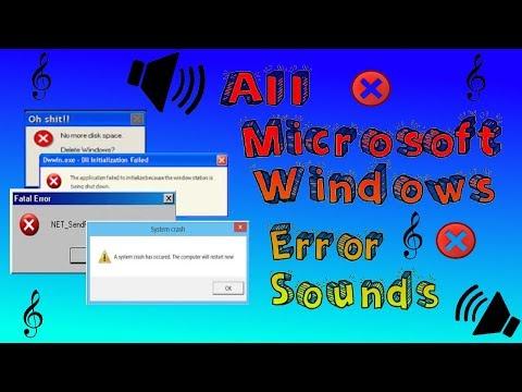 Windows Error Song Ringtone Download