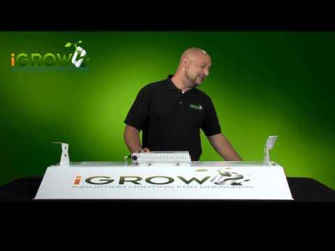 Using iGROW Induction lighting and the benefits over HID | Bulb, Balist, Reflector