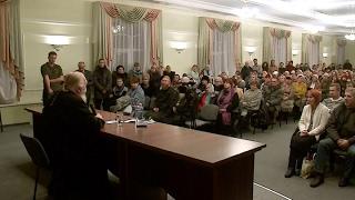 Протоиерей Димитрий Смирнов. Беседа о семье в зале Собраний Покровского храма