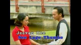 Lagu Industan-CHALTE-CHALTE (Karaoke).DAT