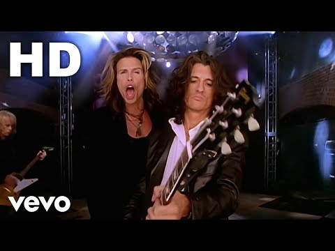 Aerosmith - Hole In My Soul:歌詞+中文翻譯