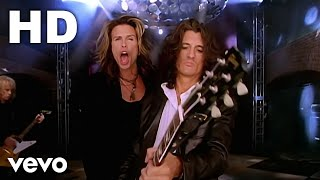 Aerosmith's official music video for 'Hole In My Soul'. Click to li...