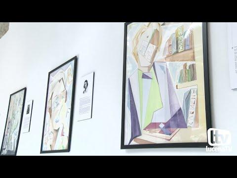 EXPOSICIÓN: 'Postergadas del 27', la obra del artista lucentino Fernando Somé en la Casa de los Mora