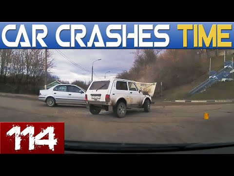 Dashcam Accidents - Weekly Compilation - Episode #114 HD