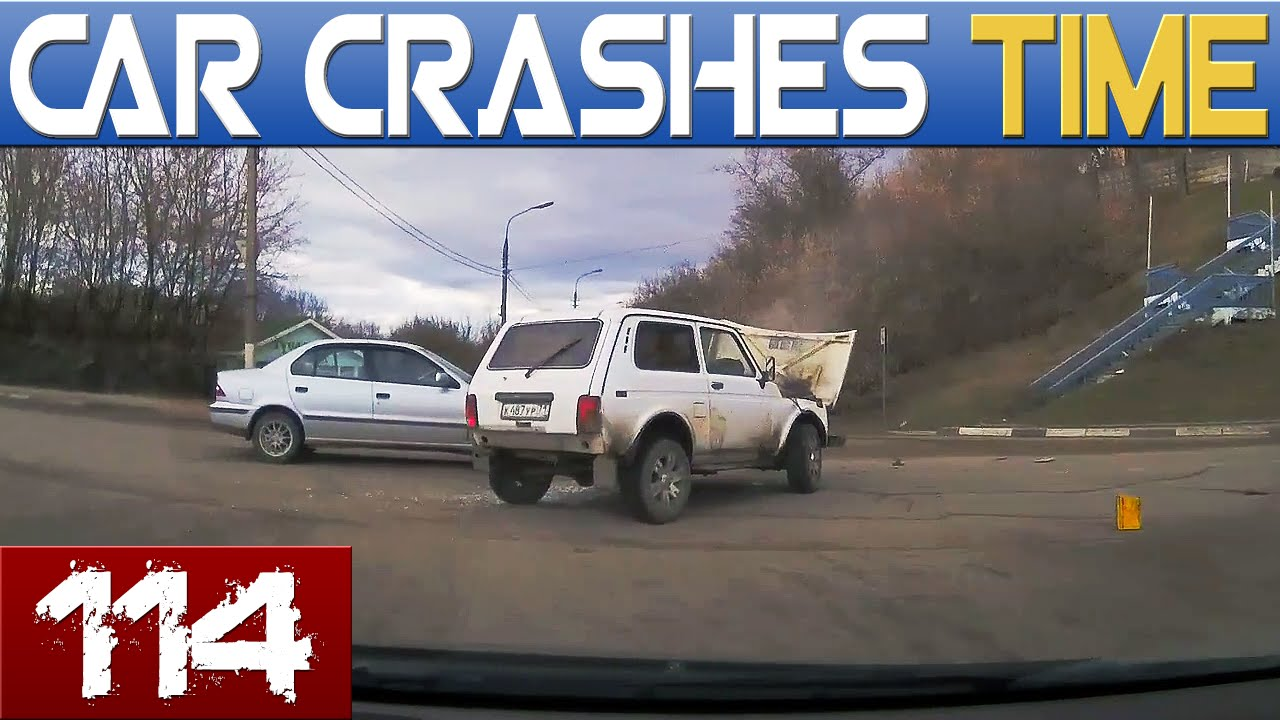 Dashcam accidents weekly compilation episode 114 hd