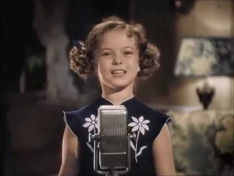 Shirley Temple Come And Get Your Happiness From Rebecca Of Sunnybrook Farm 1938