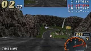 PSX Longplay [059] Rage Racer