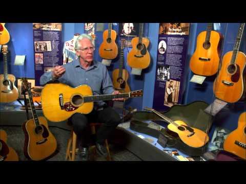 MUSIC episode Martin Guitars & Joan Baez segment