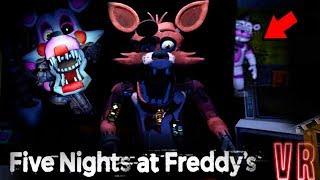(NEW) NIGHTMARE MODE + ANOTHER FNAF GAME IS COMING?! | Five Nights At Freddy's VR Help Wanted (FNAF)