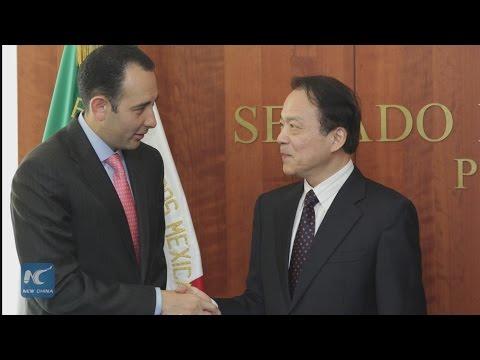 Mexican Senate mulls TV service deal with Xinhua