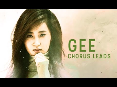 Chorus Leads | Girls' Generation - Gee EP