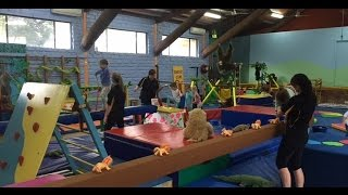 Gosford Gymnastics & Erina Kindergym on NBN Television