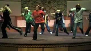 Shackles - hip-hop praise dance instruction video REMIX