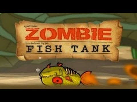 Zombie fish tank universal hd gameplay trailer youtube for Fish tank trailer