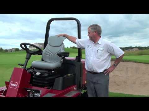 Grammer Testimonial - Troy Burne Golf Course - Head Mechanic