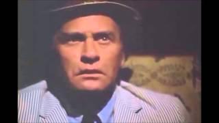 Vintage Vampire-Night Stalker Film, Kolchak, end scene-Circa 1972