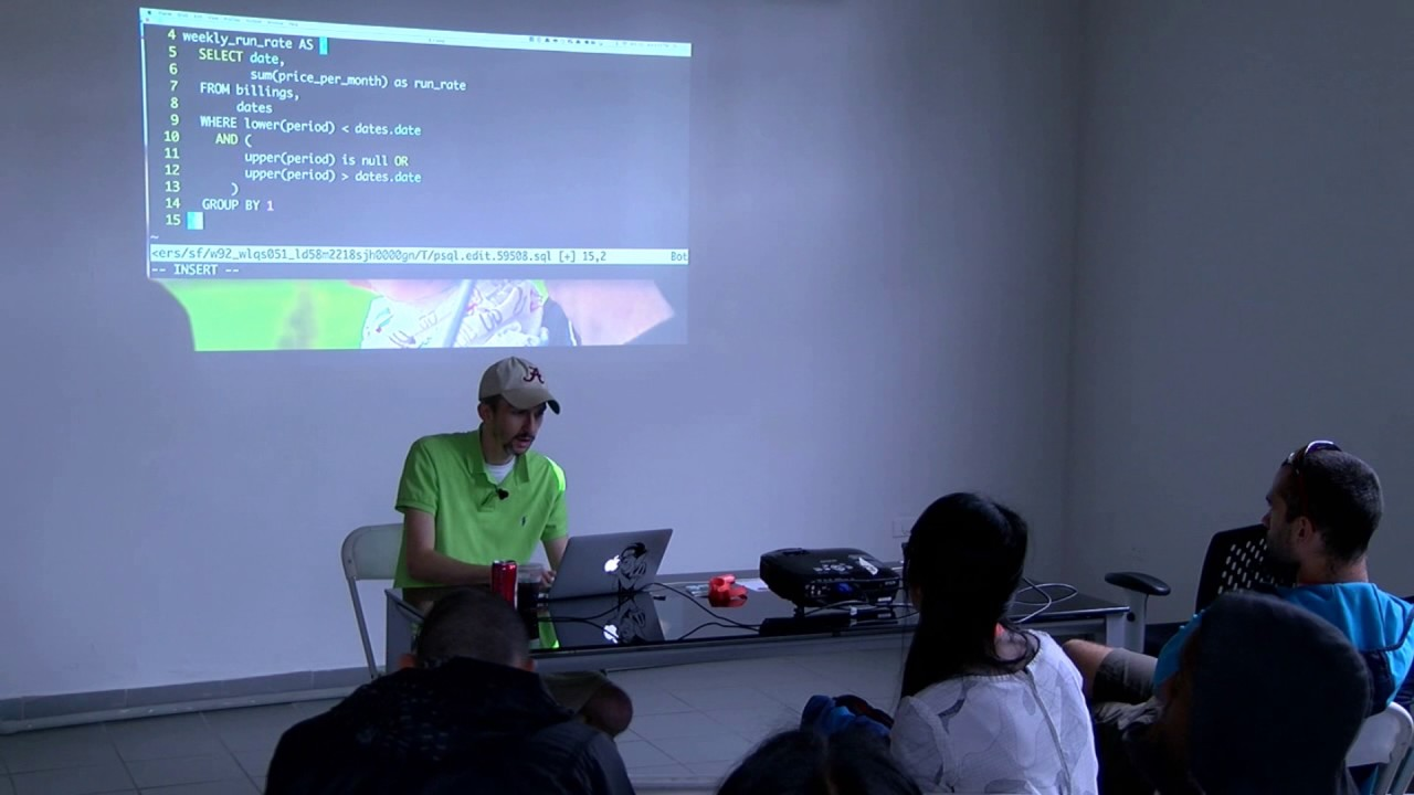 Image from A hands on experience with complex SQL - Craig Kerstiens