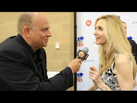 Ann Coulter on Humor, Political Correctness and Slavery