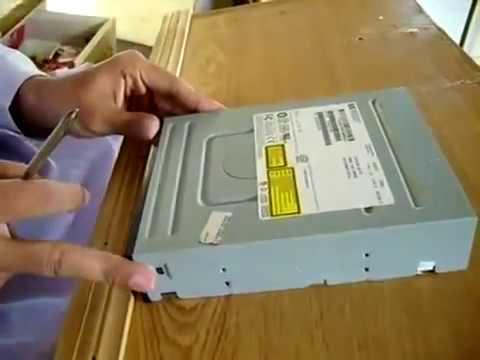 how to clean (DVD or CD Rom Lens) urdu/hindi