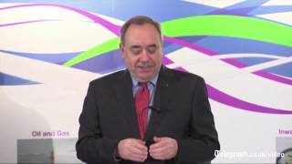 No pound, no debt, says Salmond: as it happened