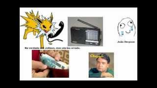 Jolteon acha carteira com R$1500,00 e liga para rádio