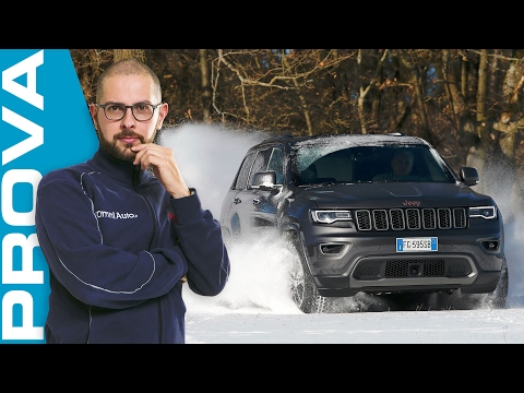 Jeep Grand Cherokee (Trailhawk) | La prova in fuoristrada