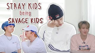 Download lagu the 'S' in stray kids stands for Savage | felixoxo
