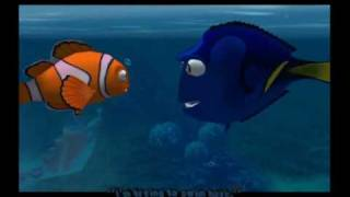 Finding Nemo Movie Game Walkthrough Part 5 (GameCube)