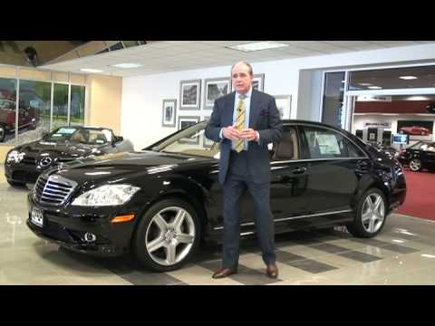 Ray catena mercedes edison 2009 s550 youtube for Mercedes benz of edison