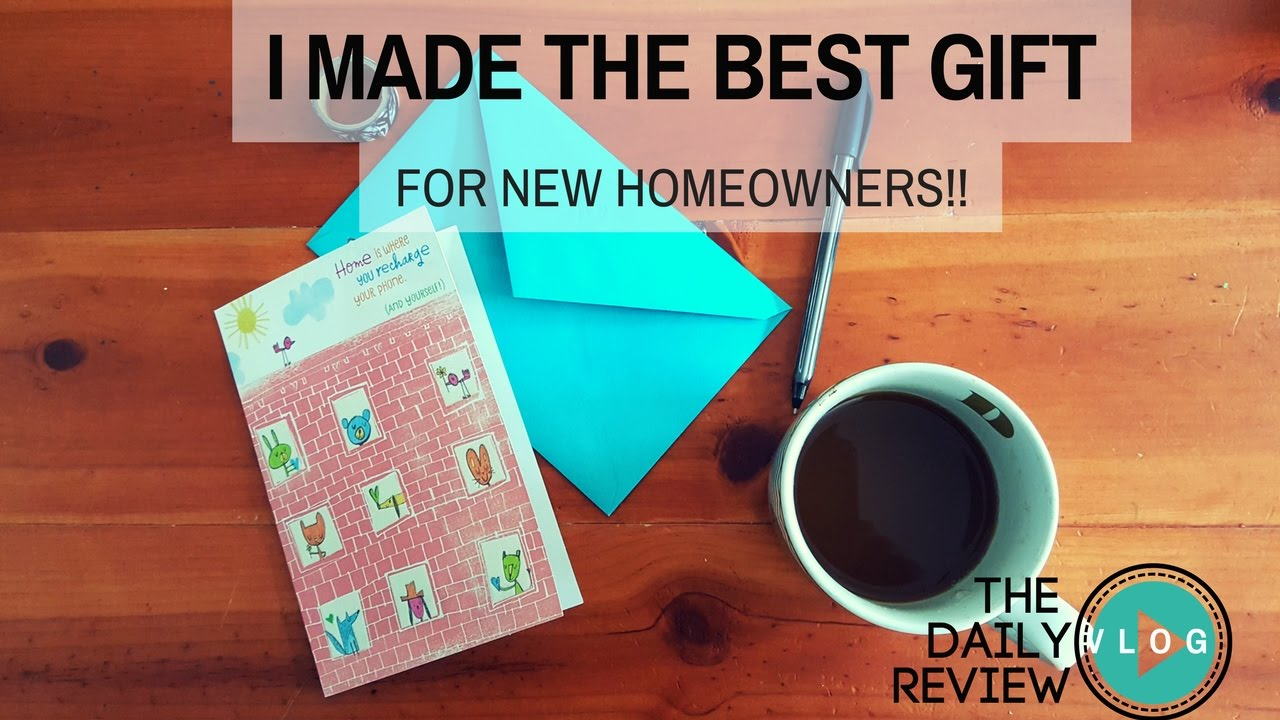 Best Gifts For New Homeowners Creative