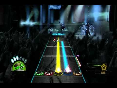 Guitar Hero Metallica - Enter Sandman Expert Guitar 100%
