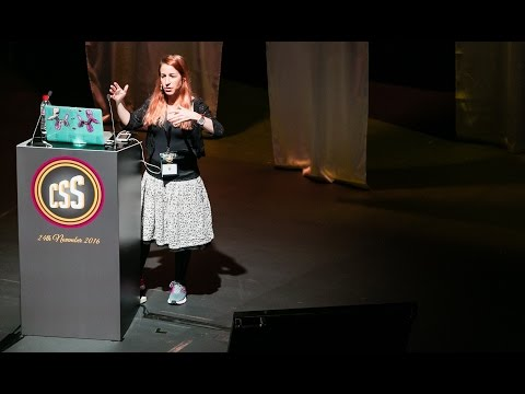 Sarah Drasner: Functional Animation - CSSConf.Asia 2016