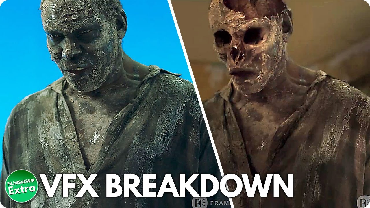 HIS HOUSE | VFX Breakdown by Framestone (2020)