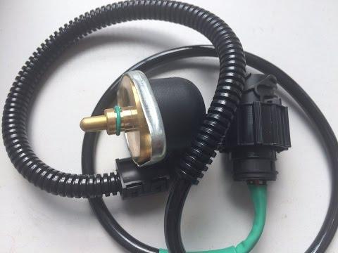 Датчик давления турбины Рено DXI 12, Volvo
