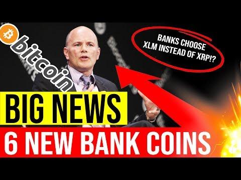 NOVOGRATZ: BULL MARKET SOON - 6 BANKS LAUNCH OWN COINS