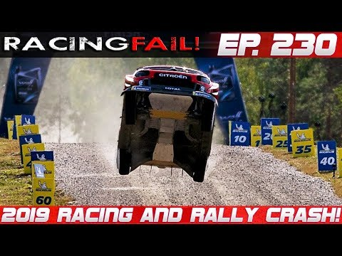 WRC Rally Finland 2019 Special | Racing and Rally Crash Compilation Week 230
