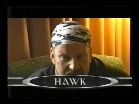 Wrestling Resource: Hawk / Jimmy Superfly Snuka / Paul Ellering